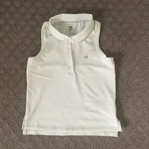Like new Gap Fit top, perfect for 🎾 or 🏌️♀️